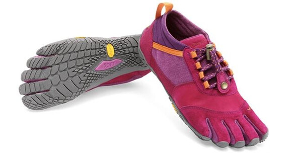 FiveFingers W's Trek Ascent LR Pink/Grey/Orange